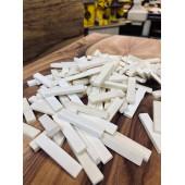 Заготовка для порожка из кости 4,5-5,5х10,5х50-51мм