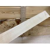 Клён заготовка грифа для Безголовой гитары Смешанный А 28х79х640 мм