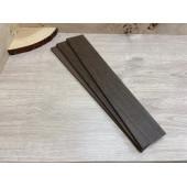 Венге заготовка накладки для электрогитары Радиал АА 8х80х515мм