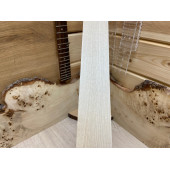 Клён заготовка грифа для Безголовой гитары Радиал АА 27х67х760 мм