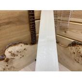 Клён заготовка грифа для Безголовой гитары Смешанный АА 26х90х600 мм