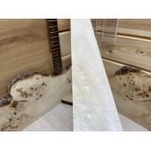 Клён заготовка для грифа Безголовой гитары Смешанный АА 28х78х600 мм