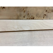 Клён заготовка грифа для Безголовой гитары Смешанный ААА 23,5х71х590 мм