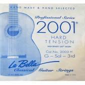 2003H Отдельная 3-я струна, нейлоновая, La Bella