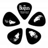 1CBK2-10B2 Meet The Beatles Медиаторы, 10шт, тонкие, Planet Waves