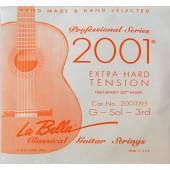 2003XH Отдельная 3-я струна, нейлоновая, La Bella