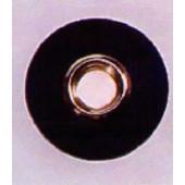 DX04C Упор для шпиля контрабаса. Материал - резина с хромом. WBO