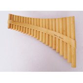 Panpipe-22-Cbass Пан-флейта 22 трубок контрабас g-g3 Hora