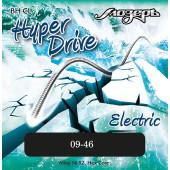 BH-CL Hyper Drive Комплект струн для электрогитары, никель/железо, 9-46, Мозеръ