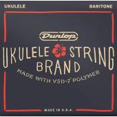 DUQ304 Комплект струн для укулеле баритон, Dunlop