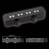 BJ-60 Звукосниматель магнитный, басовый, 2х4, Belcat