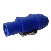 SAC3FCA Разъем на кабель Powercon Power-in, SHNOOR