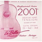 2003MH Отдельная 3-я струна, нейлоновая, La Bella
