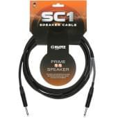 SC1-PP03SW SC 1 Кабель акустический 6.35мм, 3м, Klotz