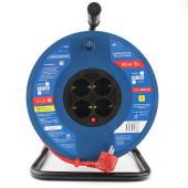 PC20502 PowerCube Удлинитель на катушке 16А/3,5 кВт, 3х1,5мм2, 40м, Электрическая мануфактура