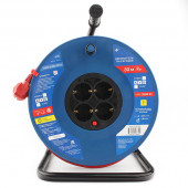 PC20501 PowerCube Удлинитель на катушке 16А/3,5 кВт, 3х1,5мм2, 30м, Электрическая мануфактура