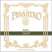 211025 Oliv Violin Комплект струн для скрипки (жила), петля Pirastro