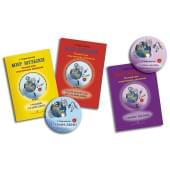 Первозванская Т. Мир музыки. Комплект 3 кл. (учебник, тетрадь, пособие, 2 CD), издат. «Композитор»