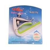 A007N-A/SL Каподастр для акустической гитары, серебристый, Alice