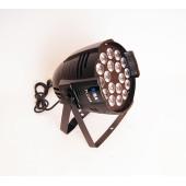 PLC004 Светодиодный прожектор, RGBW 18х8Вт, Bi Ray