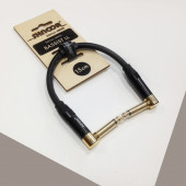 Bassist-LL-15cm Инструментальный басовый патч-кабель, 15см, SHNOOR