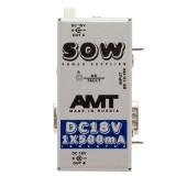 PSDC18 SOW PS-2 Модуль питания DC-18V 1x500mA, АМТ Electronics
