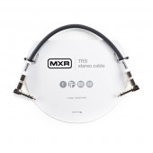 DCIST1RR MXR Коммутационный кабель, 30см, стерео, Dunlop