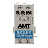 PSDC18-2 SOW PS-2 Модуль питания DC-18V 2x100mA, АМТ Electronics