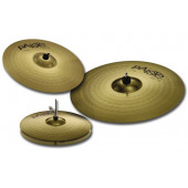 000014USET 101 Brass Universal Set Комплект тарелок (14'/16'/20'), Paiste
