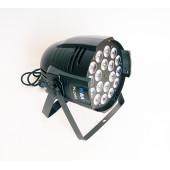 PLC005 Светодиодный прожектор, RGBWA 18х10Вт, Bi Ray