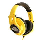 Wicked-Queen-Yellow Galaxy Series Наушники накладные, полноразмерные, желтые, Fischer Audio