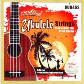 AU046-S Комплект струн для укулеле сопрано, Alice