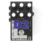 D-2 Legend Amps 2 Двухканальный гитарный предусилитель D2 (Diezel), AMT Electronics