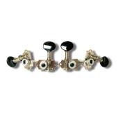 AU014BKP Комплект колковой механики для укулеле, Alice